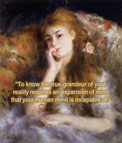 Expansion of mind