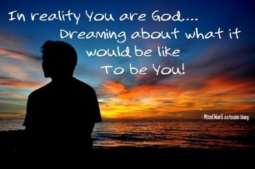 God dreaming