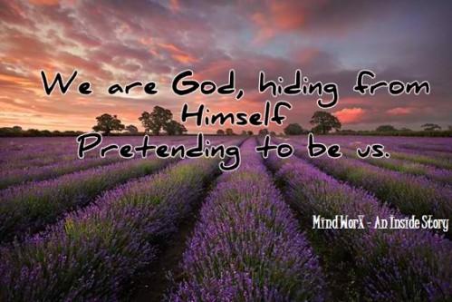 God pretending1